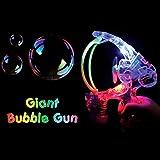 Pistola della bolla LED