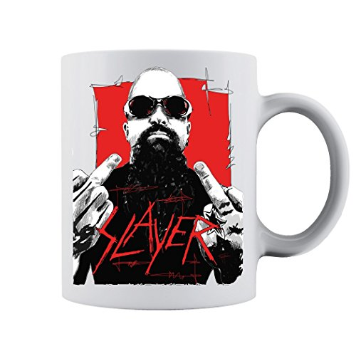 Pushertees - Tazza Mug Bianca LTB-76 SLAYER