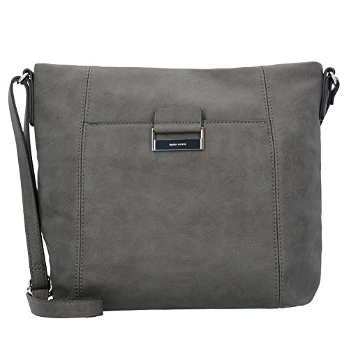 Gerry Weber Be Different Umhängetasche 27 cm Dark Grey