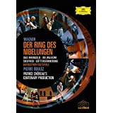 Richard Wagner: Der Ring des Nibelungen (l'anneau du Nibelung) - Coffret 8 DVD - incl. Making Of