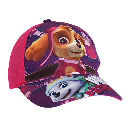 Skye & Everest Baseball Kappe (54cm) (Pink/Violett) (Skye Cap)