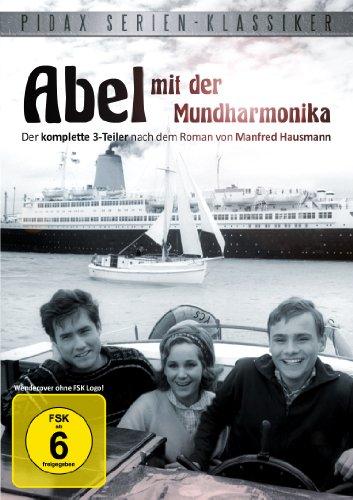 S.A.D. Home Entertainment GmbH Pidax Serien-Klassiker: Abel mit der Mundharmonika - Der komplette 3-Teiler