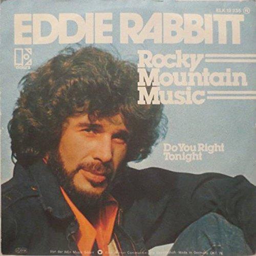 Rocky Mountain Elk (Eddie Rabbitt - Rocky Mountain Music - Elektra - ELK 12 235)