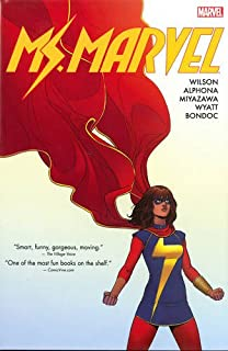 Ms. Marvel Omnibus Vol. 1 (1302902016) | Amazon Products
