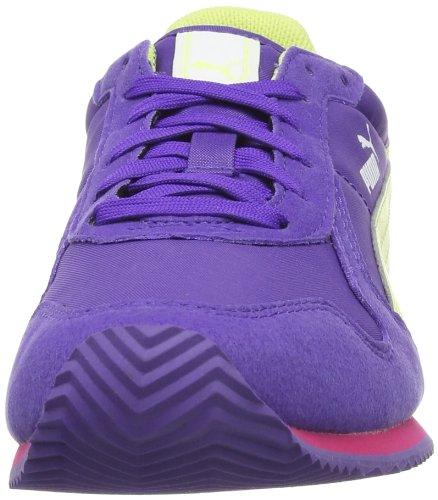 Puma  St Runner Jr,  Sneaker bambino Viola (Purple - Violett (prism violet-sunny lime-beetroot purple 03))