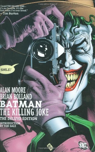 Batman: The Killing Joke (Deluxe Edition) [Special Edition] Hardcover