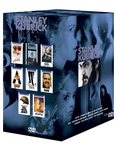 Bild von Stanley Kubrick Collection [Box Set]