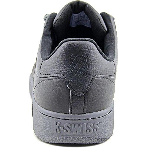 K-Swiss Classic Vn, Baskets Basses homme Back-Castle Gray-Gunmetal