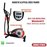 Energie Fitness Magnetic Elliptical Cross Trainer EHE-111 (1 Year Warranty)