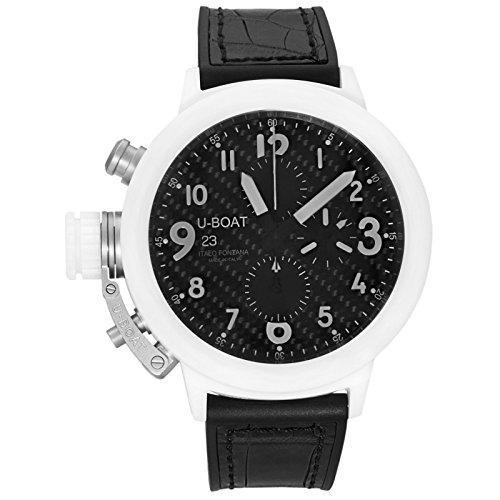 U-Boat Flightdeck Chronograph Full Ceramic Automatic Men's Watch 7095