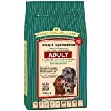 James Wellbeloved Dog Food Adult Turkey and Vegetable Kibble 1.5kg