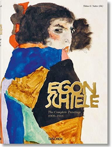 Schiele. Complete Paintings. 1908-1918 (Extra large) por Tobias G. Natter