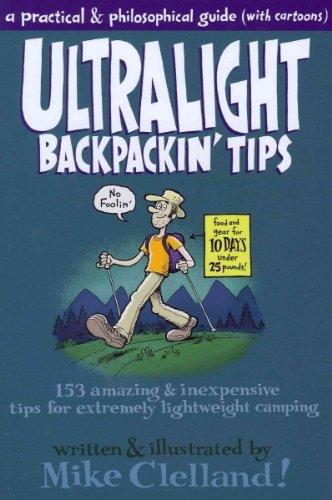 Globe Ultralight Backpackin39 Tips - Praktische und philosophische Anleitung mit Cartoons, Herren, Paperback