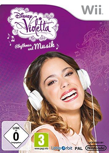BANDAI NAMCO Wii Violetta -Rhythmus & Musik