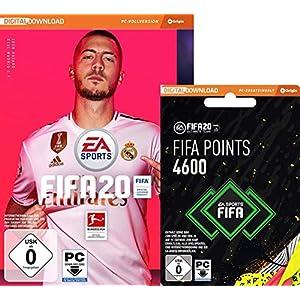 FIFA 20 – Standard Edition – [PC] – [Code in a box – enthält keine CD] + 4600 FUT Points