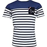 Religion Rugby - T-Shirt Marinière Rugby du côté d'Agen - L