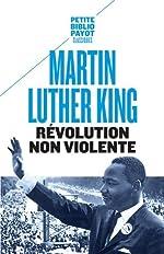 Révolution non violente de Martin Luther King