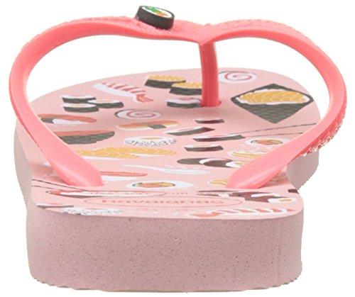 Havaianas Zehentrenner Damen Honey Pink (Pearl Pink)