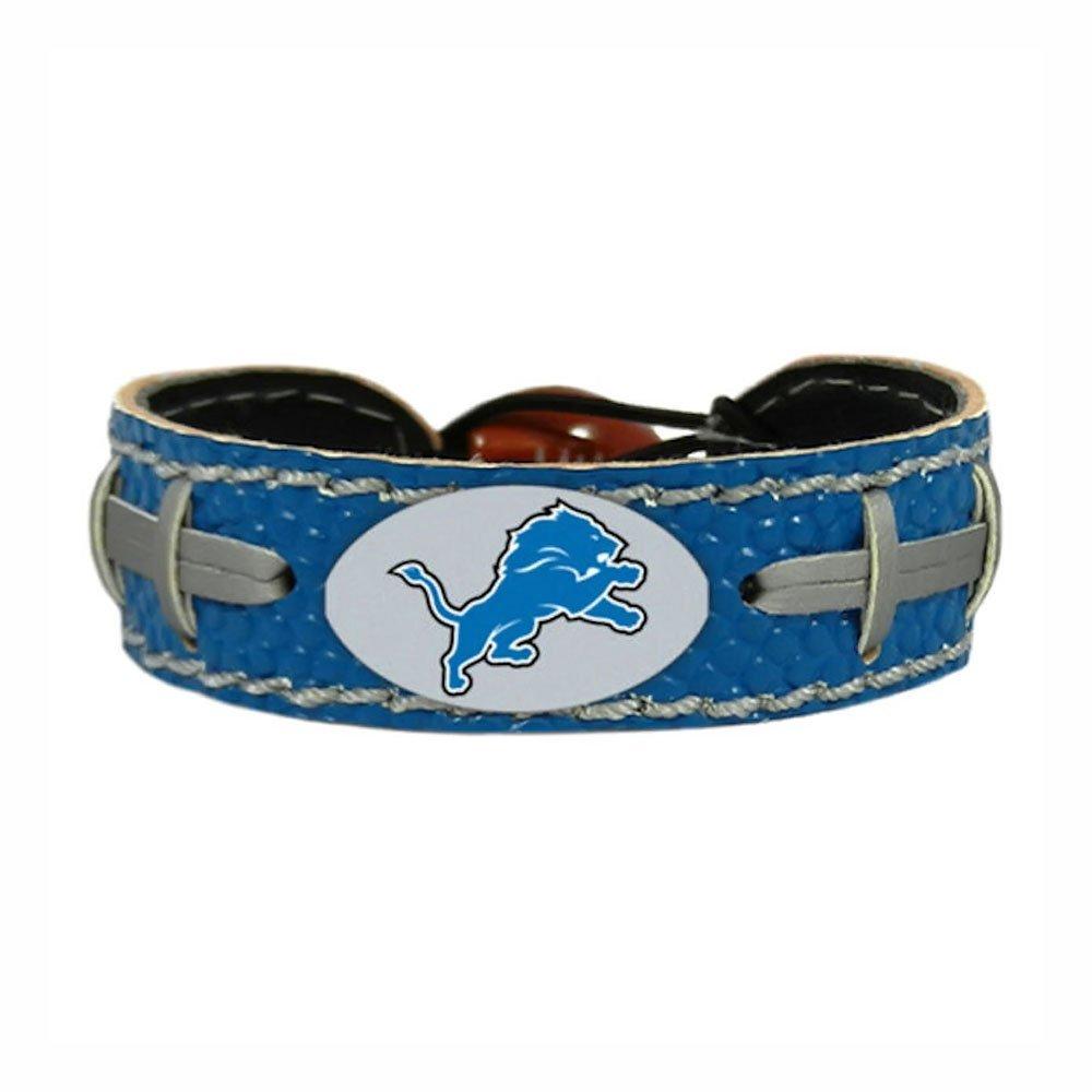 Detroit Lions Team Color NFL Football Bracelet