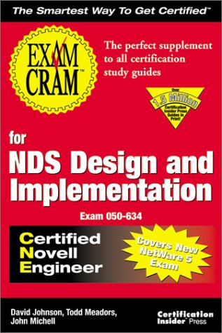 NDS Design and Implementation Exam Cram por Ed Tittel