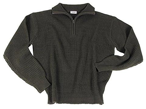 BW Isländer Pullover oliv S-XXXL XL