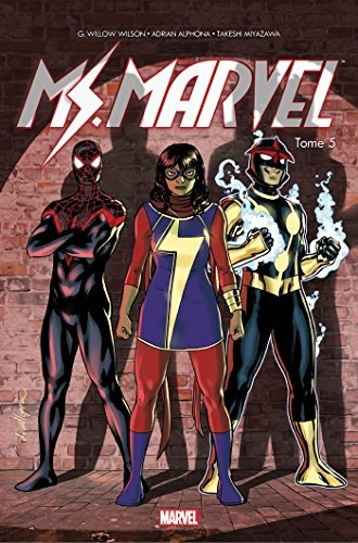 Ms. Marvel T05 par G. Willow Wilson