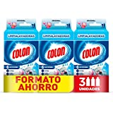 Colon Limpia Lavadoras - Pack de 3