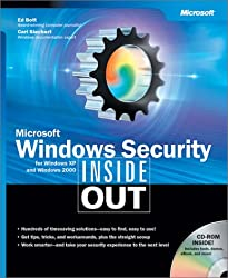 Windows XP/2000 Security Inside Out (Bpg--Inside Out)