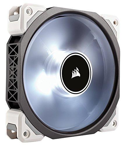 CORSAIR ML120 PRO LED Opiniones VENTILADOR (120 MM  LEVITACION MAGNETICA  SILENCIOSO)  BLANCO (CO-9050041-WW)