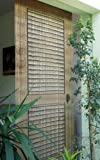 Bambustürvorhang Bambusvorhang Türvorhang 'Veranda-Tür' ca. 90x200cm