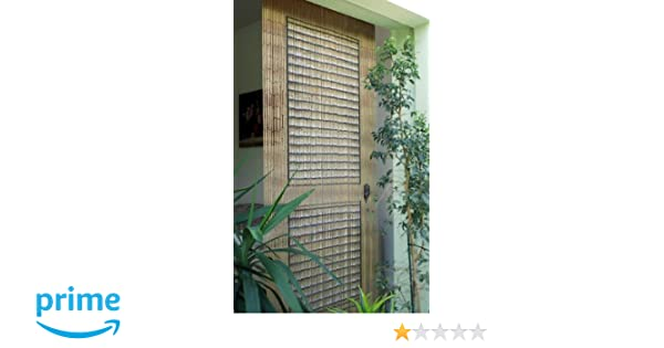 Tende Per Veranda Cucina : Leguana tenda per porta in bambù circa cm porta per