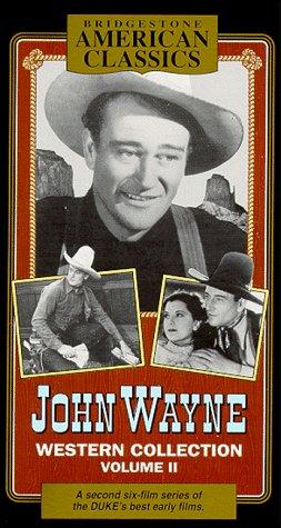 Vol. 2-John Wayne: Hell Town (aka Born to the West), Starpacker, Texas Terror, The Trail Beyond, Blue Steel, Paradise Canyon [VHS]