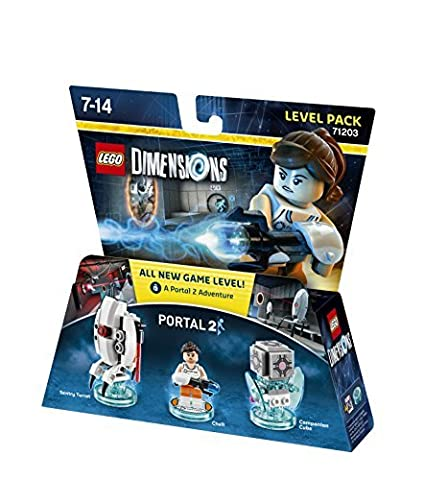 Lego Dimensions - Portal 2 - Level Pack by Warner Bros. Interactive Entertainment