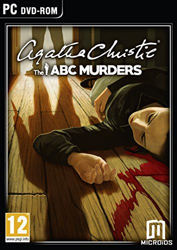 Agatha Christie: The ABC Murders (PC DVD) Best Price and Cheapest