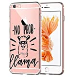 blitz versand germany ® LAMA NO Drama Schutz Hülle Transparent TPU Cartoon cool Lama M10 Samsung Galaxy A5 2016