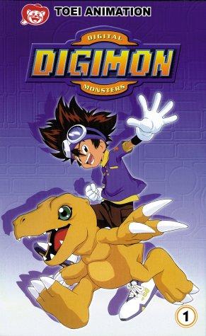 Preisvergleich Produktbild Digimon - Folge 1 [VHS]
