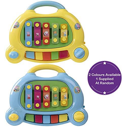 Peppa Pig-Piano de Juguete