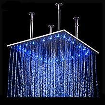 suchergebnis auf amazon.de für: regendusche led 50x50 - 1 stern & mehr - Regendusche Led