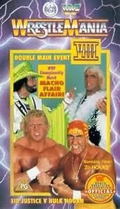 WWF: Wrestlemania 8 [VHS]