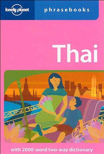 Lonely Planet Thai Phrasebook (en anglais)