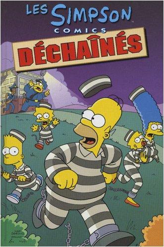 Les Simpson : Les Simpson déchaînés