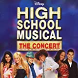 High School Musical-The Concert Live (CD+DVD) -
