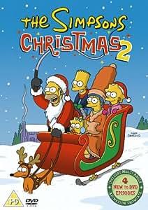 The Simpsons: Christmas 2 [DVD] [1990]