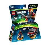 Lego LEGO Dimensions - FUN PACK THE A-TEAM MR. T Hybrid Toy
