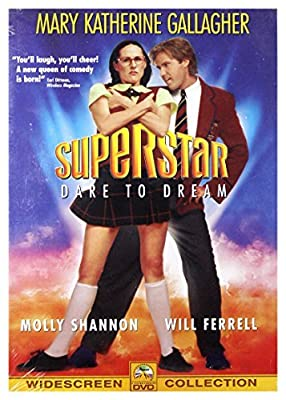 Superstar [DVD] [Region 2] (English audio. English subtitles) by Molly Shannon