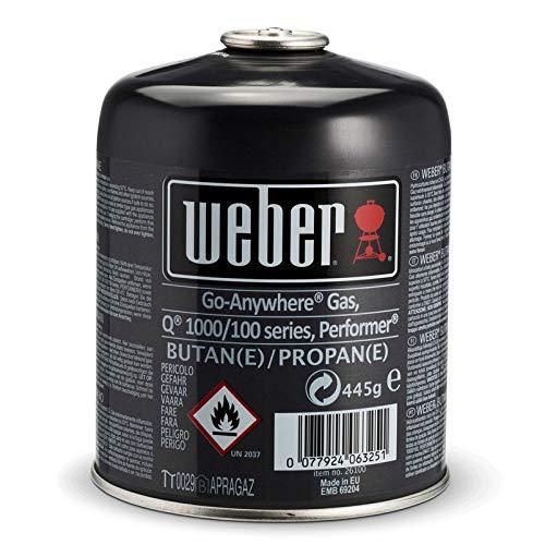Weber Kartusche, Metall -