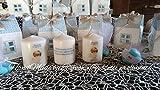 10 Candele,Bomboniere comunione,cresima,battesimo,candele personalizzate