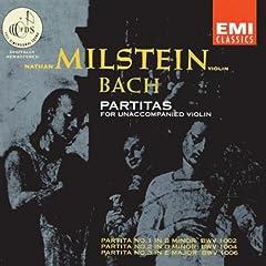 Partita No. 3 in E for Unaccompanied Violin, BWV1006: IV. Menuets I & II