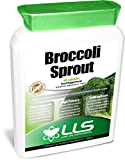 LOVE LIFE Broccoli Sprout | 60 Capsules | 15,000mg per 2 Capsule Serving | High Antioxidant Content | Rich Green Vegetable Contains Fibre, Calcium and Vitamin C | 50 Times the Sulfurophane Found in Mature Broccoli | Suitable for Vegetarians and Vegans | P