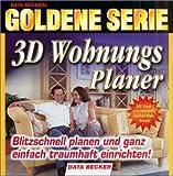 Goldene Serie. 3D Wohnungsplaner 2000. CD- ROM für Windows 95/98/NT 4